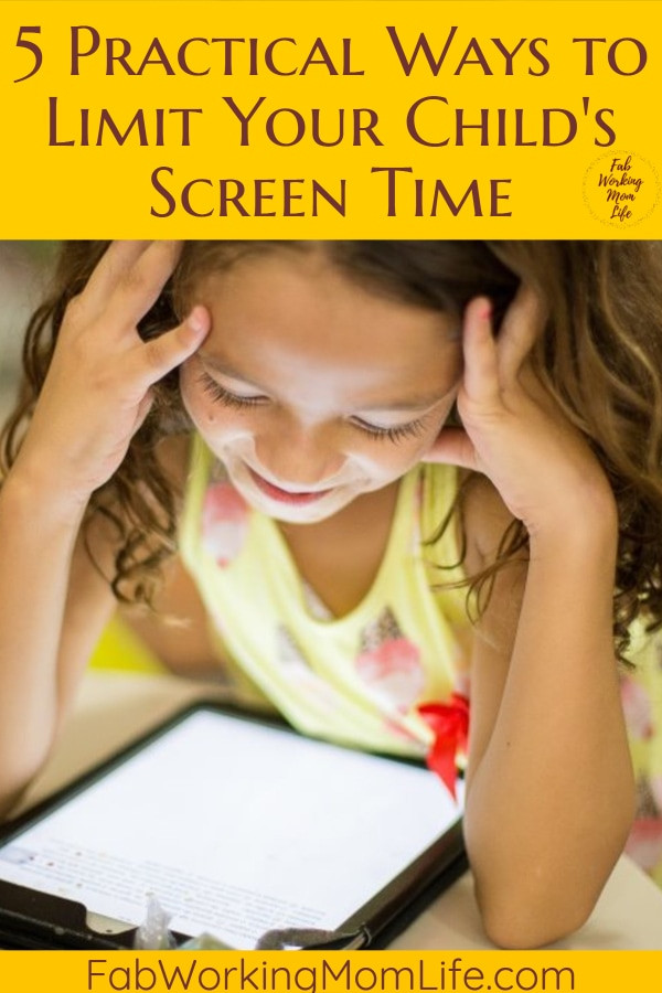 Tips to help save your child from technological dependence