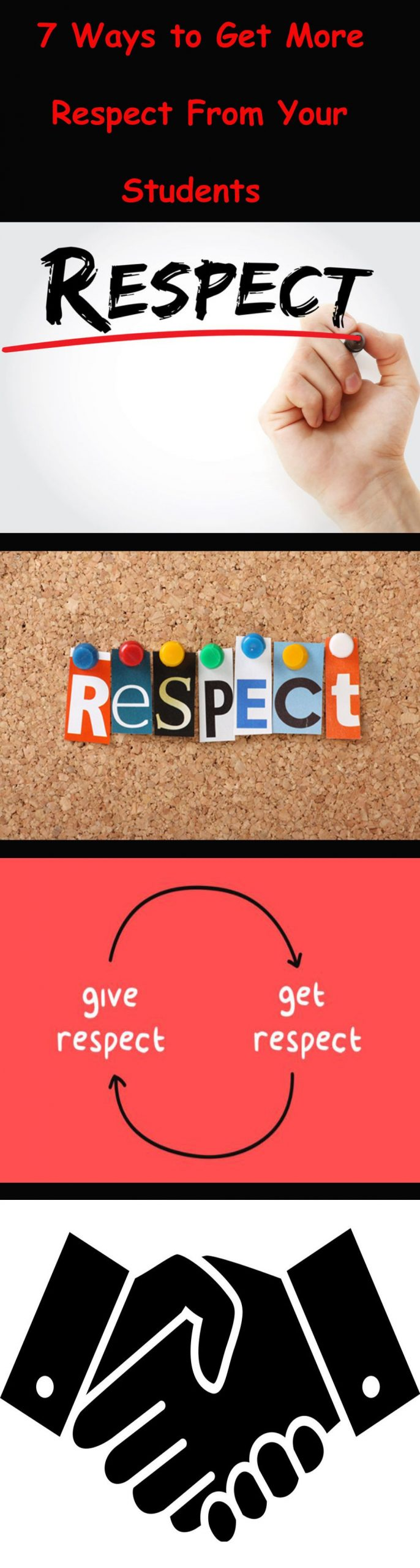 Get More Respect From Your Students Best Of 7 Ways to Get More Respect From Your Students
